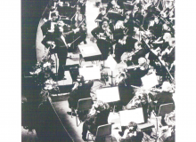 PSO concert in B&W